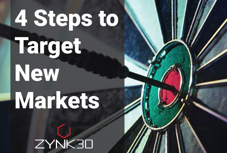 4 Steps to Target New Markets
